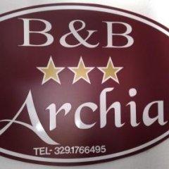 Отель B&B Archia Сиракуза фото 5