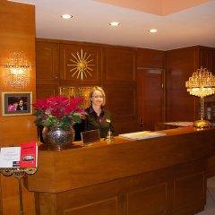 Отель Vier Jahreszeiten Salzburg Австрия, Зальцбург - отзывы, цены и фото номеров - забронировать отель Vier Jahreszeiten Salzburg онлайн интерьер отеля фото 2