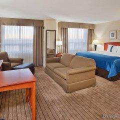 Отель Holiday Inn Hotel & Suites Ottawa Kanata, an IHG Hotel Канада, Оттава - отзывы, цены и фото номеров - забронировать отель Holiday Inn Hotel & Suites Ottawa Kanata, an IHG Hotel онлайн комната для гостей фото 3