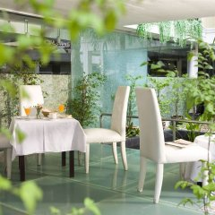 Отель Aspira Davinci Sukhumvit 31 Таиланд, Бангкок - отзывы, цены и фото номеров - забронировать отель Aspira Davinci Sukhumvit 31 онлайн питание фото 2