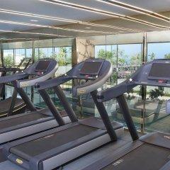 Отель W Muscat Оман, Маскат - отзывы, цены и фото номеров - забронировать отель W Muscat онлайн фитнесс-зал