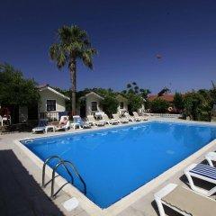 Leda Beach Hotel Сиде бассейн фото 3