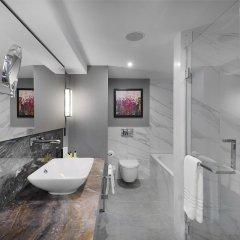 Отель InterContinental Sofia Болгария, София - 2 отзыва об отеле, цены и фото номеров - забронировать отель InterContinental Sofia онлайн ванная фото 2