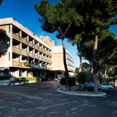 Отель Park Blanc Et Noir Рим парковка
