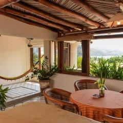 Отель Villas San Sebastián балкон