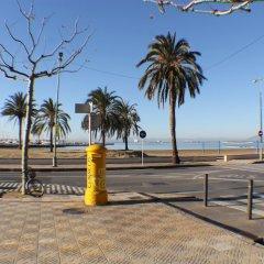 Отель Agi Sant Jordi Курорт Росес пляж