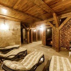 Гостиница Замковое имение Лангендорф сауна