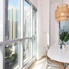 Отель New Arabian Holiday Homes - Residence 8 балкон
