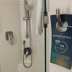 Отель ibis Suzhou Sip Китай, Сучжоу - отзывы, цены и фото номеров - забронировать отель ibis Suzhou Sip онлайн ванная