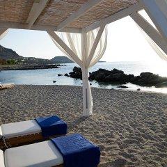 Отель Mitsis Lindos Memories Resort & Spa Греция, Родос - отзывы, цены и фото номеров - забронировать отель Mitsis Lindos Memories Resort & Spa онлайн пляж