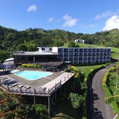 Отель Savusavu Hot Springs Hotel Фиджи, Савусаву - отзывы, цены и фото номеров - забронировать отель Savusavu Hot Springs Hotel онлайн с домашними животными