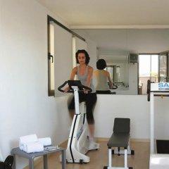 H10 Montcada Boutique Hotel фитнесс-зал