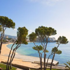 Отель Melia South Beach пляж