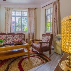 Отель OYO 12866 Home Luxurious Stay Dabolim Гоа комната для гостей фото 4