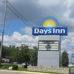 Отель Days Inn Columbus Airport США, Колумбус - отзывы, цены и фото номеров - забронировать отель Days Inn Columbus Airport онлайн фото 10