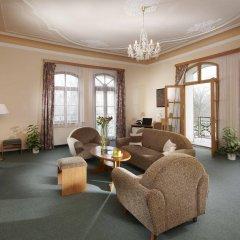 Отель Belvedere Spa House Hotel Чехия, Франтишкови-Лазне - отзывы, цены и фото номеров - забронировать отель Belvedere Spa House Hotel онлайн комната для гостей