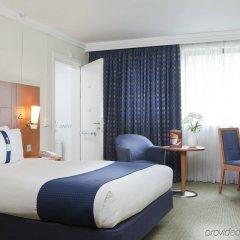 Отель Holiday Inn London-Bloomsbury Великобритания, Лондон - 1 отзыв об отеле, цены и фото номеров - забронировать отель Holiday Inn London-Bloomsbury онлайн комната для гостей фото 4