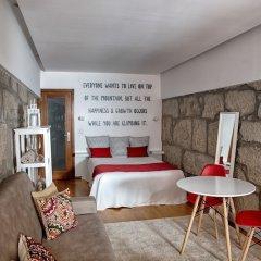 Отель Try Oporto - Ribeira Порту комната для гостей