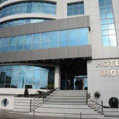 Отель Iron Баку вид на фасад фото 2