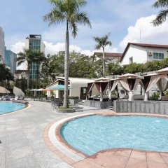 Lotte Legend Hotel Saigon бассейн фото 3