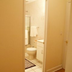 Отель Herrick Guest Suites Chelsea Apartment США, Нью-Йорк - отзывы, цены и фото номеров - забронировать отель Herrick Guest Suites Chelsea Apartment онлайн ванная фото 2