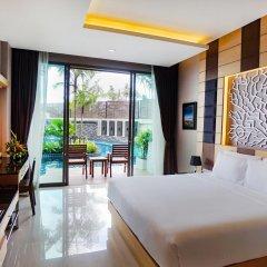 Отель Aqua Resort Phuket 4* Стандартный номер с различными типами кроватей