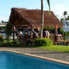 Отель Club Oceanus Вити-Леву бассейн фото 2
