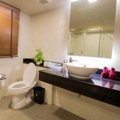 Отель Krabi La Playa Resort ванная