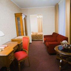 Гостиница Октябрьская 4* Стандартный номер разные типы кроватей фото 2