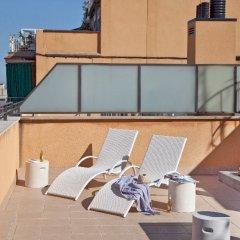 Отель AinB Sagrada Familia бассейн