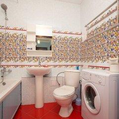 Апартаменты «Этажи Библиотечная-Комсомольская» Екатеринбург ванная