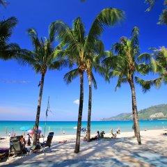 New Life Phuket Design Hotel пляж