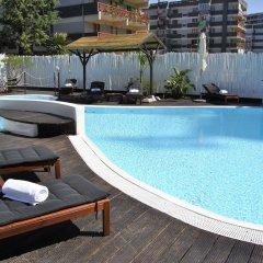 Hi Hotel Bari бассейн