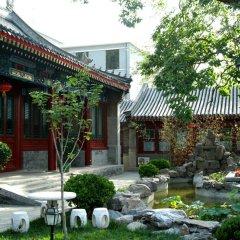 Отель Soluxe Courtyard Китай, Пекин - отзывы, цены и фото номеров - забронировать отель Soluxe Courtyard онлайн фото 3