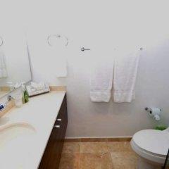 Отель La Papaya Plus 201 by Vimex Мексика, Плая-дель-Кармен - отзывы, цены и фото номеров - забронировать отель La Papaya Plus 201 by Vimex онлайн ванная фото 2