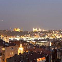 Отель Galatasaray Flats Стамбул городской автобус