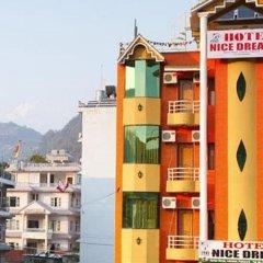 Отель Nice Dream Pokhara Непал, Покхара - отзывы, цены и фото номеров - забронировать отель Nice Dream Pokhara онлайн городской автобус