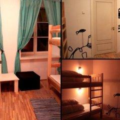 Отель Pogo Hostel Литва, Вильнюс - 14 отзывов об отеле, цены и фото номеров - забронировать отель Pogo Hostel онлайн комната для гостей фото 3