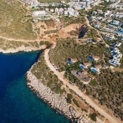Likya Pavilion Hotel Турция, Калкан - отзывы, цены и фото номеров - забронировать отель Likya Pavilion Hotel онлайн пляж