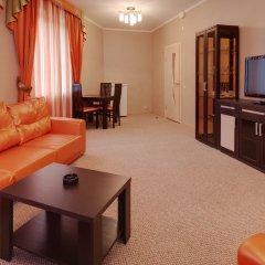 Гостиница Вояж Парк (гостиница Велотрек) комната для гостей фото 4