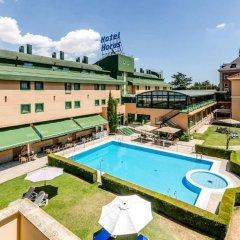 Отель Sercotel Horus Salamanca балкон