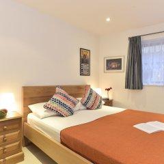 Отель Churchill Nike Apartments Великобритания, Лондон - отзывы, цены и фото номеров - забронировать отель Churchill Nike Apartments онлайн комната для гостей фото 15