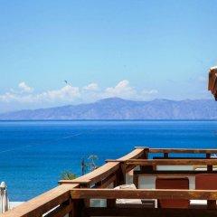 Отель Villa Di Mare Seaside Suites балкон