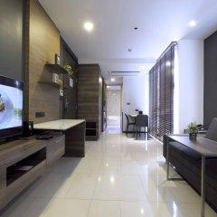Lit Hotel And Residence Бангкок комната для гостей фото 3