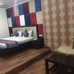 Отель Apra International Индия, Нью-Дели - отзывы, цены и фото номеров - забронировать отель Apra International онлайн комната для гостей фото 2