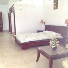 Отель Vung Tau Blue Coast Serviced Apartment Вьетнам, Вунгтау - отзывы, цены и фото номеров - забронировать отель Vung Tau Blue Coast Serviced Apartment онлайн комната для гостей фото 4