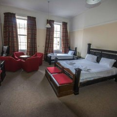 Отель York House B&B Великобритания, Эдинбург - отзывы, цены и фото номеров - забронировать отель York House B&B онлайн комната для гостей фото 3