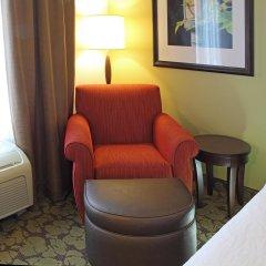 Отель Hilton Garden Inn Frederick комната для гостей