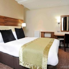 Отель Mercure London Bloomsbury комната для гостей фото 4