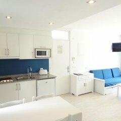 Отель Apartamentos Habitat в номере